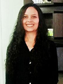 Amanda de Cássia Ferreira