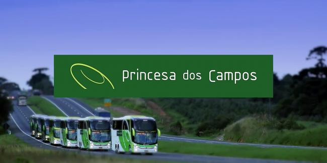 Fretamento da Princesa dos Campos