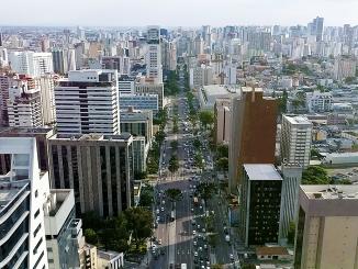 Curitiba: a maior cidade da Região Sul do Brasil