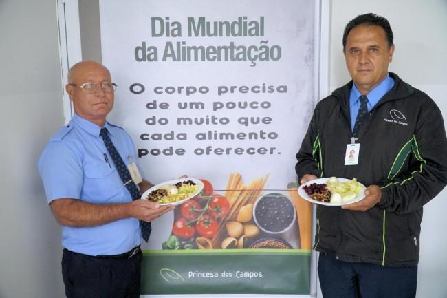 Dia Mundial da Alimentação na Princesa dos Campos Botânico