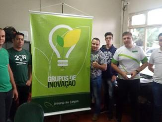 Grupos de Inovação em Foz