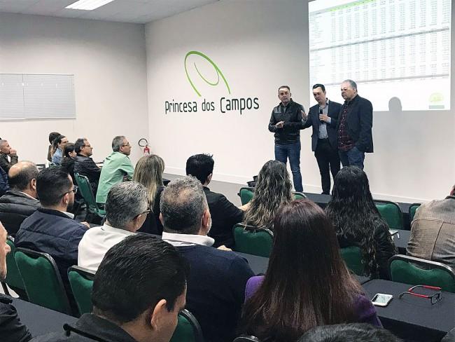 Alexandre Gulin, Felipe Gulin e Aguinaldo Claret