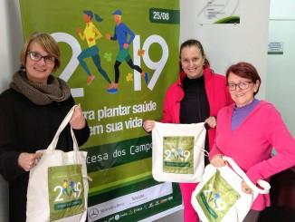 Entrega dos Kits: 4ª Corrida e Caminhada Princesa dos Campos