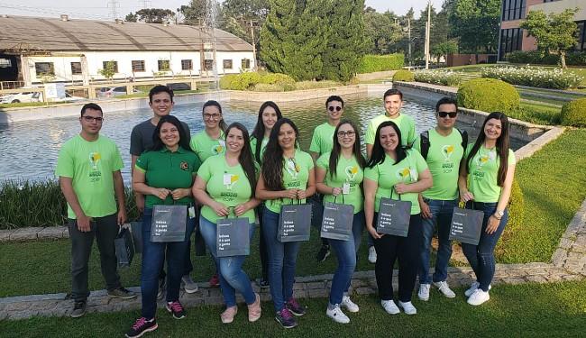 Grupo de Inovação visita o Boticário em São José dos Pinhais