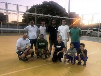 Time de vôlei da Equipe de Cascavel