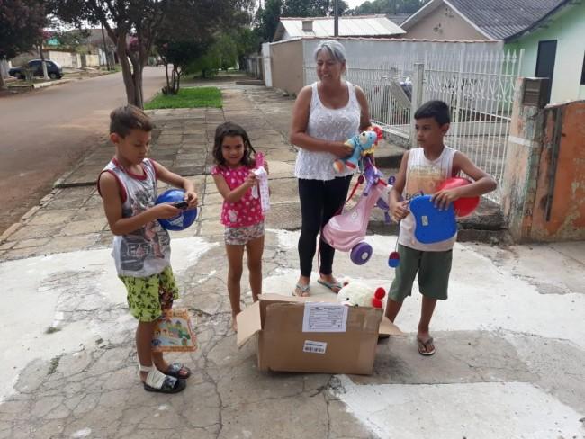 PGO familia carente (Escola Fernanda Liparotti ) 4 novos 7 usados total 11