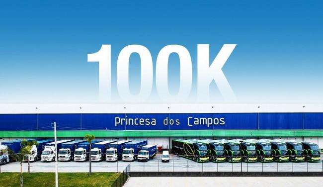 Expresso Princesa dos Campos