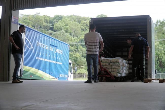 02-03-2020 Inauguração Encomendas Filial Joinville SC (7)