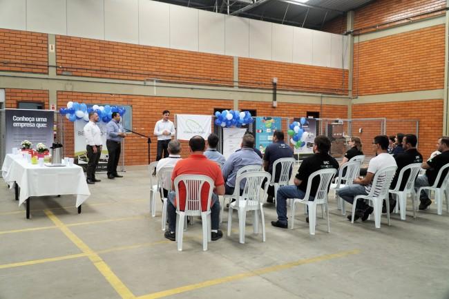 02-03-2020 Inauguração Encomendas Filial Joinville SC (99)