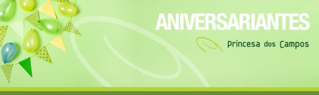 Aniversariantes Blog