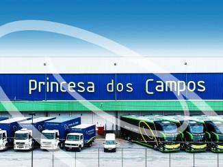 Expresso Princesa dos Campos bateu ontem os recordes de vendas nos setores de Encomendas e Passagens