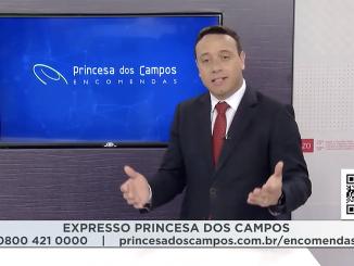 Princesa dos Campos Encomendas em destaque na Band TV