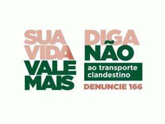 Abrati dá inicio a campanha contra o transporte clandestino