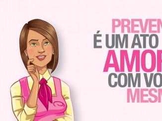 Outubro Rosa Princesa dos Campos